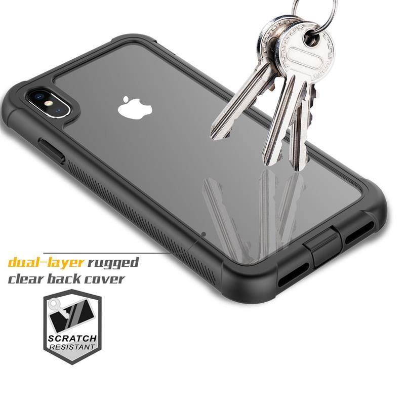 iPhone XS Max タフケース ミリタリー