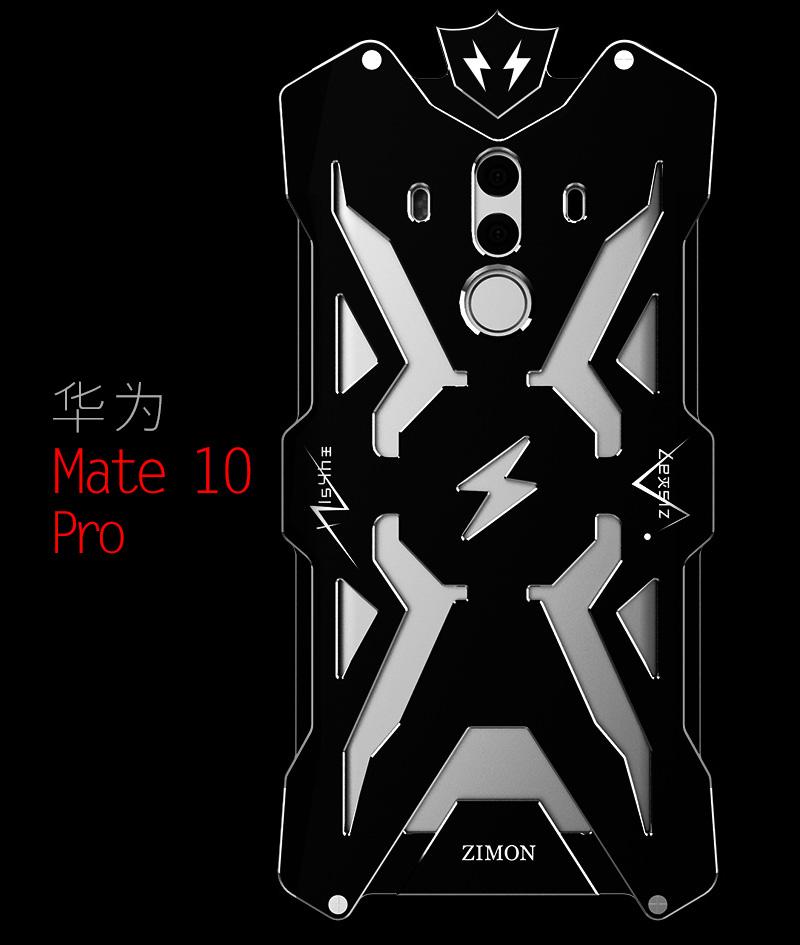 Mate10 Pro かっこいい メタルケース
