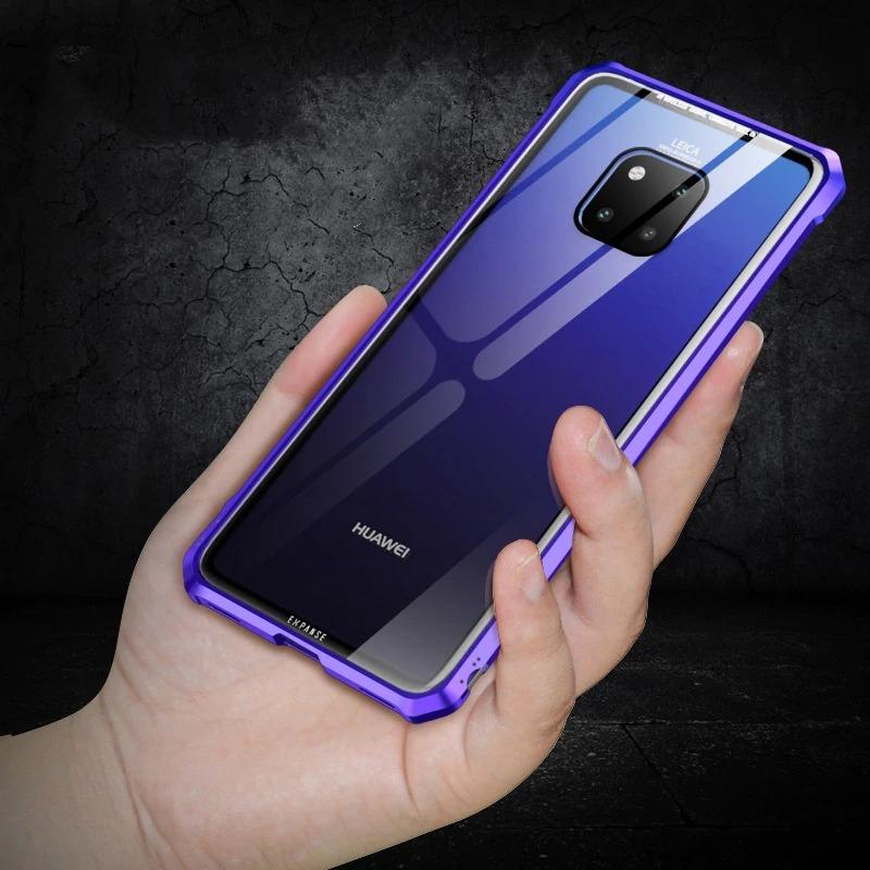 Huawei Mate20 pro アルミバンパー