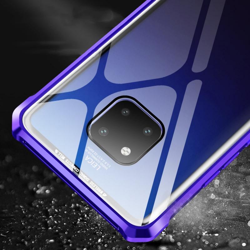 Huawei Mate20 pro アルミ 耐衝撃