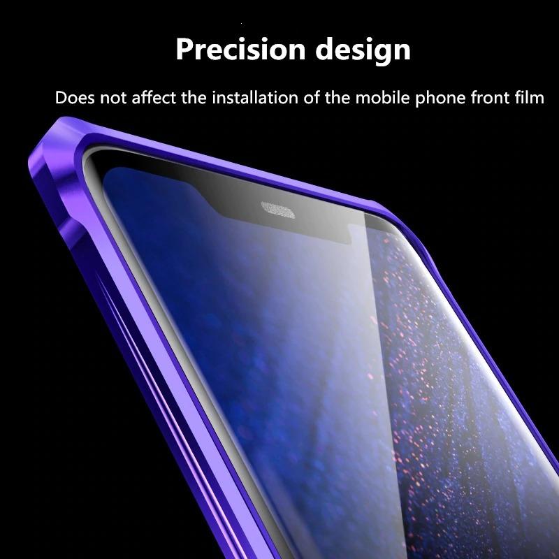 Huawei Mate20 pro 強化ガラス 背面カバー
