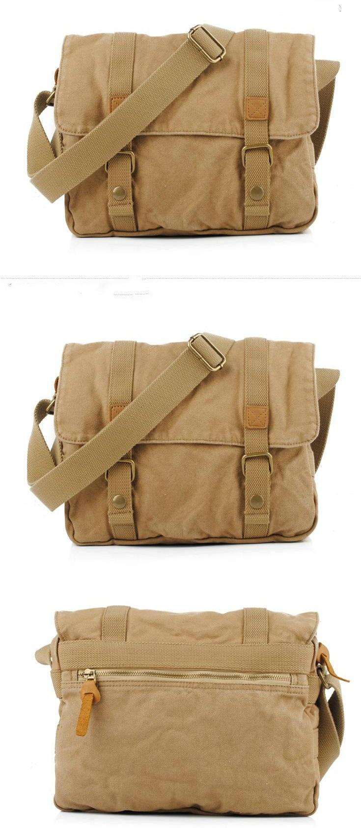 米軍仕様のメッセンジャーバッグ