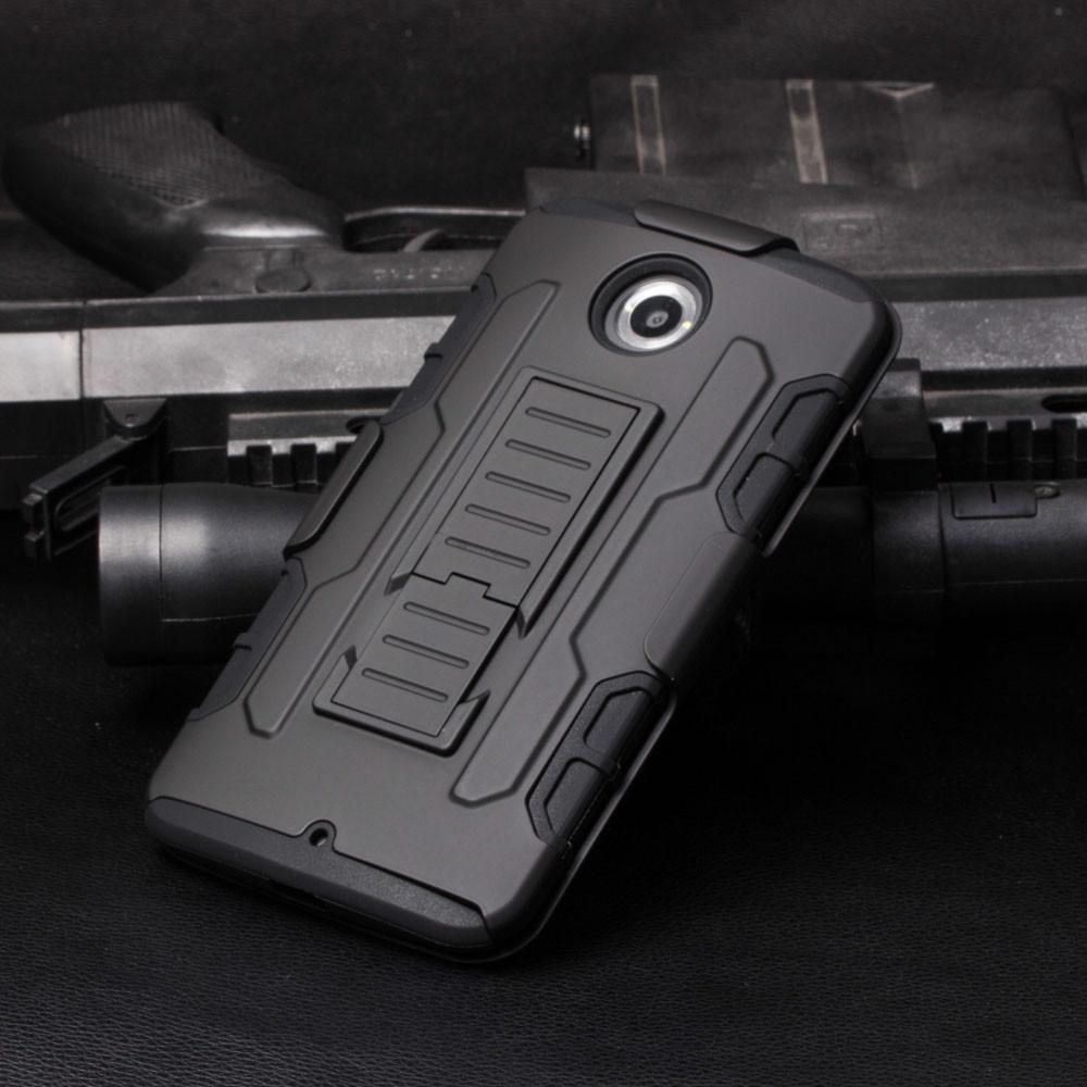 Nexus6 ミリタリーケース