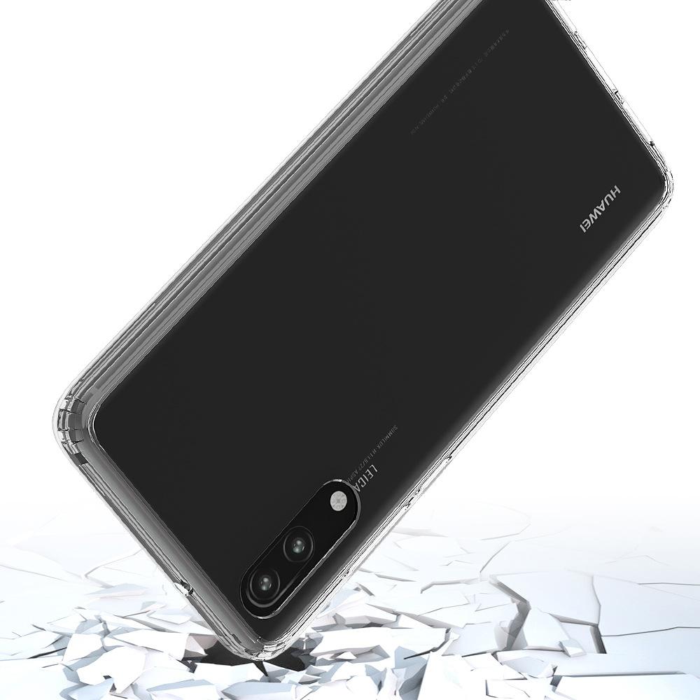 Huawei P20 lite クリア タフケース