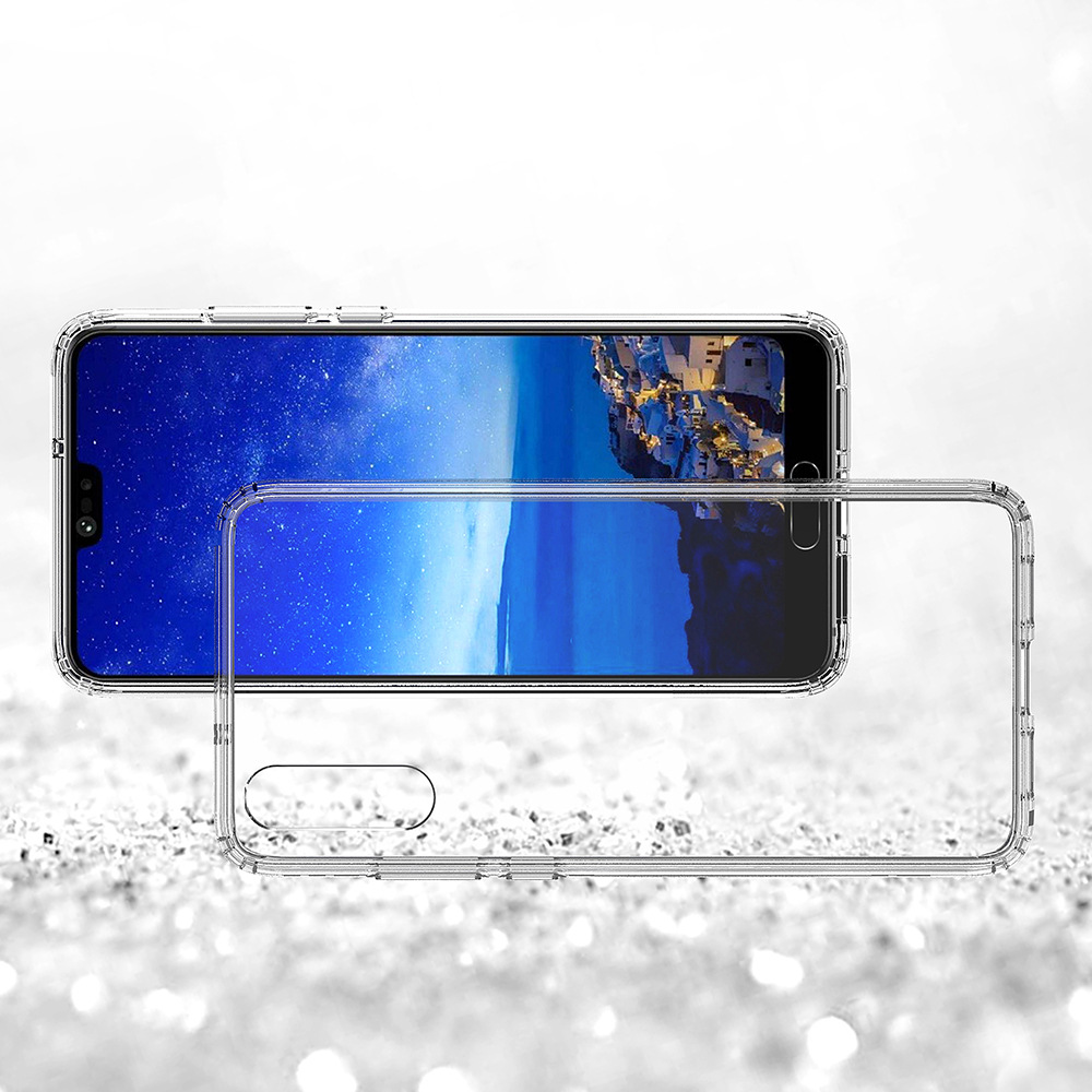 Huawei P20 lite 透明 耐衝撃ケース