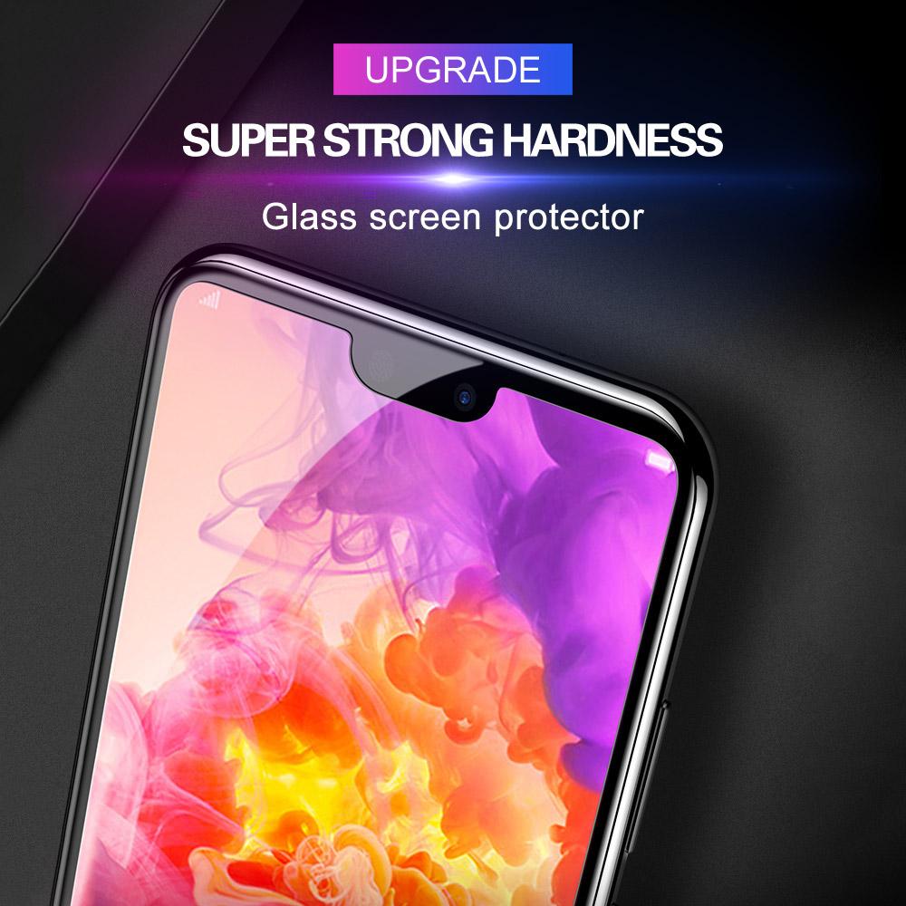 Huawei P20 pro 強化ガラス