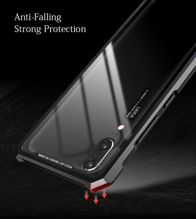 Huawei P20 lite メタルケース
