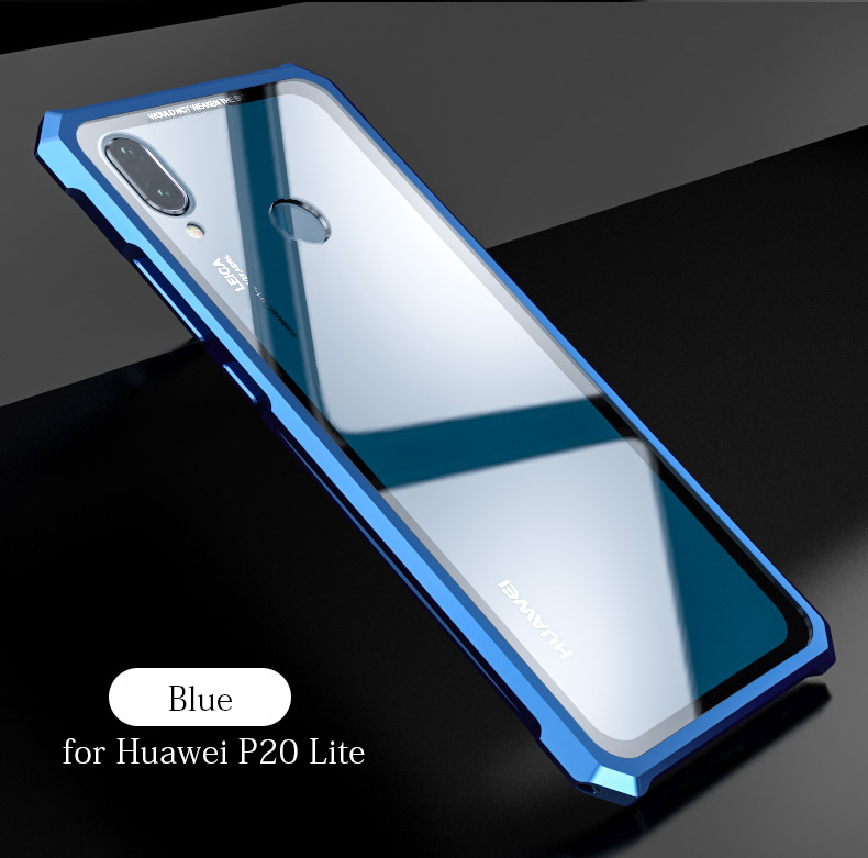 Huawei P20 lite バックパネル付き