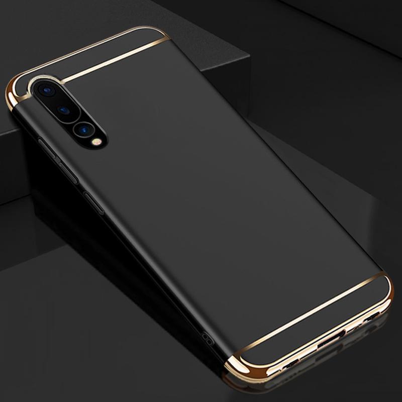 Huawei P20 pro メッキ スリム