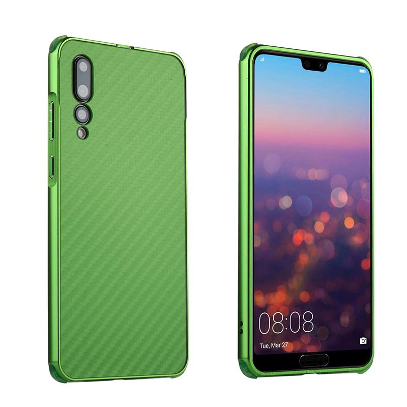 Huawei P20 pro メタルタフケース
