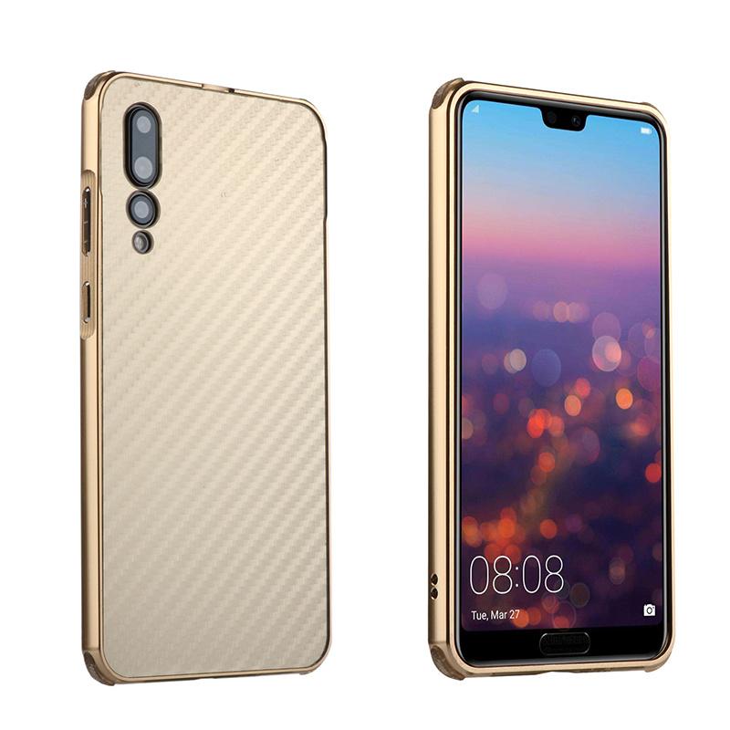 Huawei P20 pro アルミバンパー