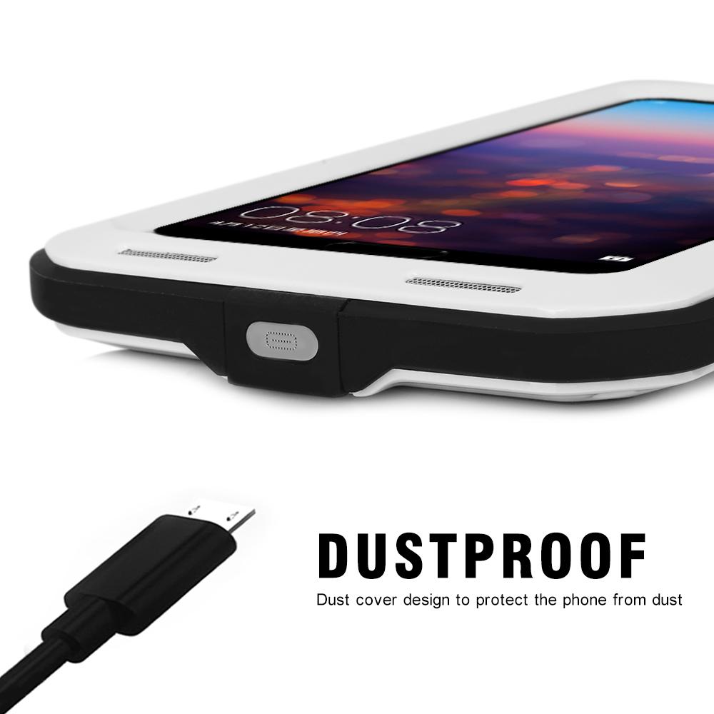 Huawei P20 pro メタルフルカバー