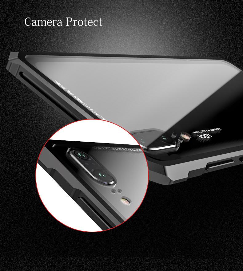 Huawei P20 PRO メタルケース