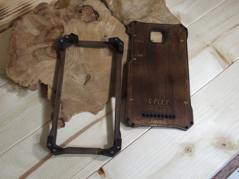 Priori3S LTE 木のケース