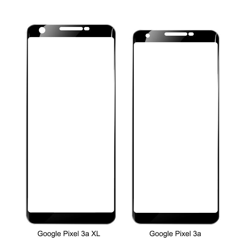 Pixel 3a 強化ガラス