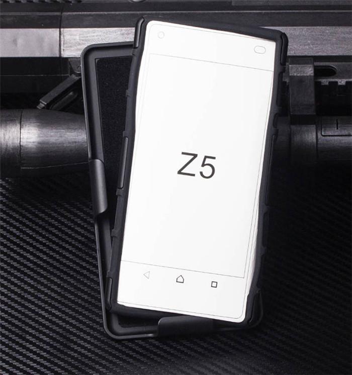 Xperia Z5 ホルスター